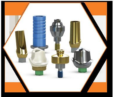 abutments & components
