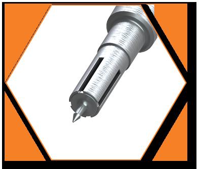 Titanium Tack Driver System