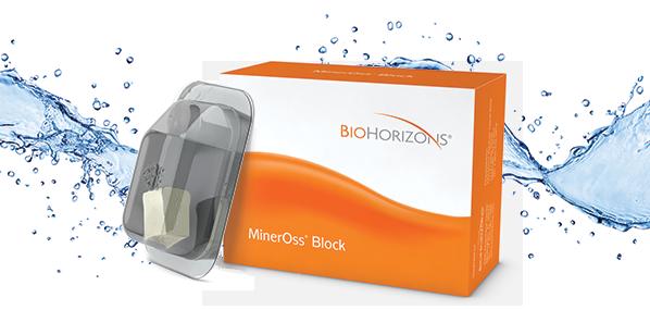 MinerOss Block applications