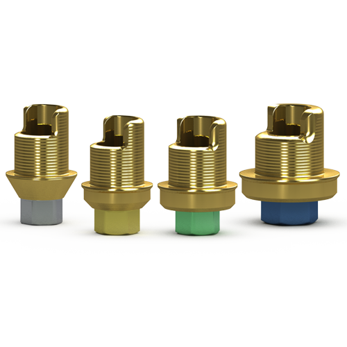 Titanium Base Abutments