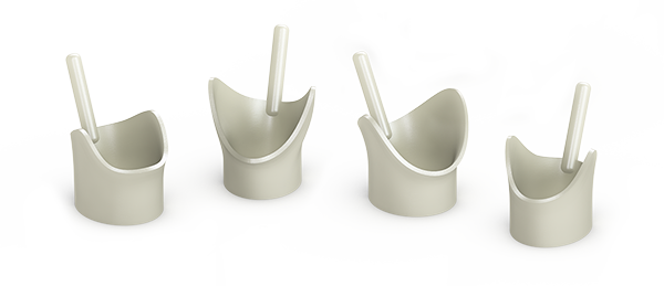 iShell Custom Healing Abutments