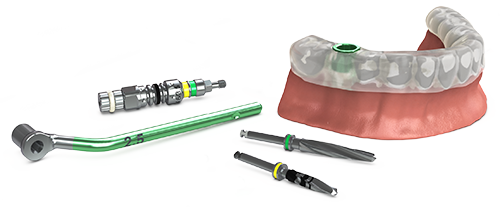 Guided Surgery instruments