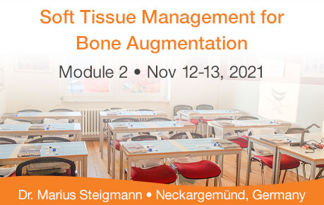 Soft Tissue management for Bone Augmentation
