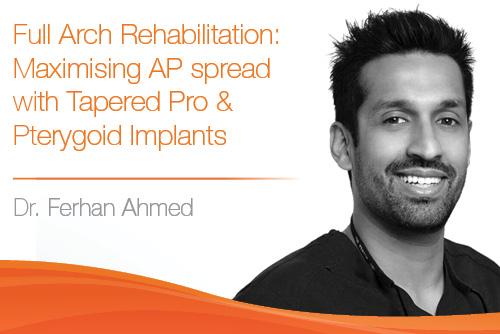 Dr. Ferhan Ahmed