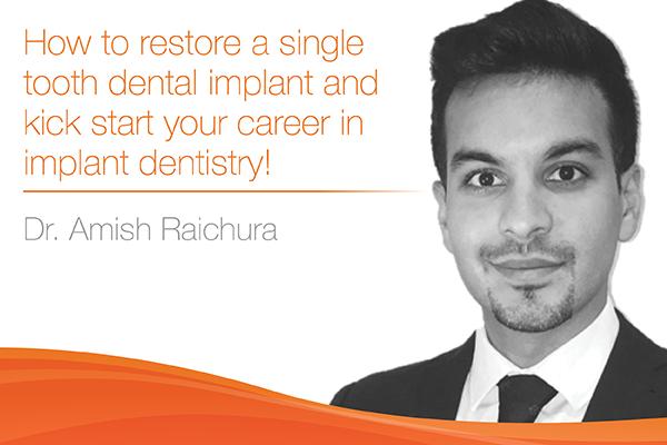 Dr. Amish Raichura