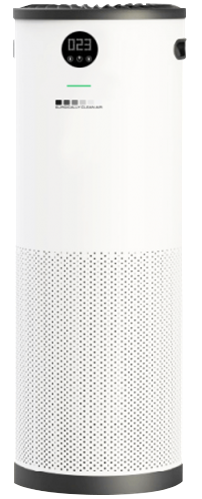 JADE Air Purification System in white